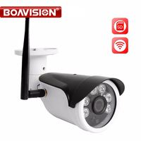 HD 720P 960P 1080P CCTV IP Camera WI FI Wireless Outdoor Waterproof P2P View WIFI Surveillance