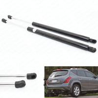 Set Of 2pcs Tailgate Gas Struts Shock Struts Damper Lift Supports For Nissan Murano Z50 2003