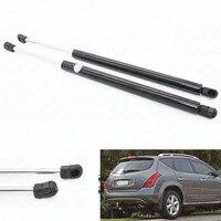 Set Of 2pcs Tailgate Gas Struts Shock Struts Damper Lift Supports For Nissan Murano Z50 2003