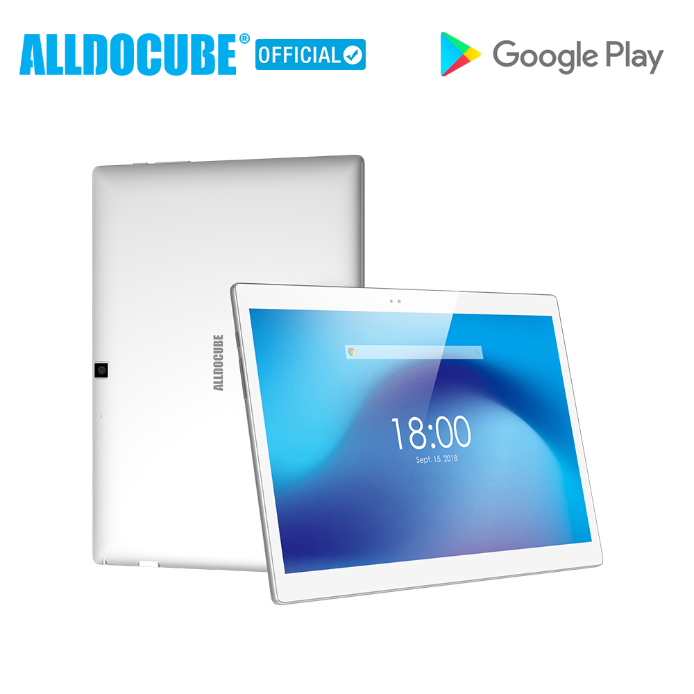 ALLDOCUBE X 10.5 2K 2560*1600 Super AMOLED Screen 6.9mm Ultra Slim Body Android 8.1 4GB RAM 64GB ROM Tablet PC Fingerprint 8MPALLDOCUBE X 10.5 2K 2560*1600 Super AMOLED Screen 6.9mm Ultra Slim Body Android 8.1 4GB RAM 64GB ROM Tablet PC Fingerprint 8MP