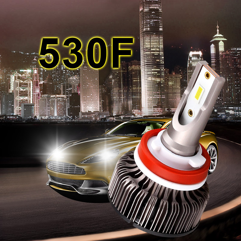 NAO 530F car headlight led h7 h1 led h11 led automotivo
