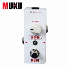 MUKU Micro Looper BT-12 Loop Rakaman Pedal Guitar effect pedal Guitar