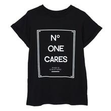 Women cute letters print T shirt camisas femininas European basic short sleeve O neck Shirts casual tops DT17