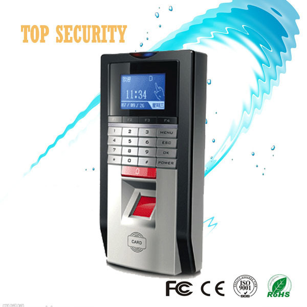 Good quality TCP/IP fingerprint and RFID card access control time attendance high speed fingerprint reader realand F20 fingerprint rfid card reader keypad time attendance access control terminal usb tcp ip fast and reliable performance