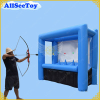 Hot Selling Inflatable Sports Game, Archery Inflatable Game for Kids and Adults
