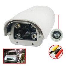 New IR CWH-6343AHL5  1/3″ Sony 960H CCD 700TVL  LPR CAMARA 50KM/H-120KM/H ANPR Camera