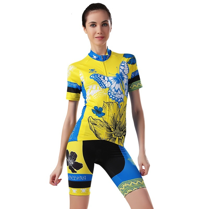 2017 Pro Racing Bicycle Clothing Cycling Jersey Sets MTB Bike Sportswear Clothes Short Women Sportwear Maillot Ropa Ciclismo  breathable cycling jersey summer mtb ciclismo clothing bicycle short maillot sportwear spring bike bisiklet clothes ciclismo