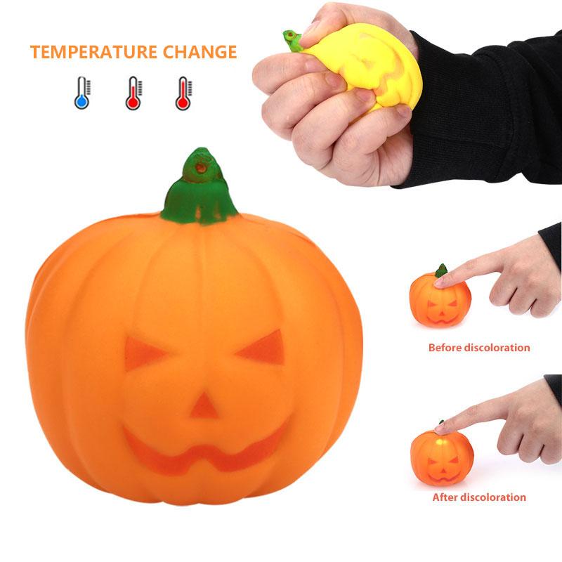 7 см Температура зондирования медленно поднимающаяся игрушка сжимающая игрушка Офис Гаджет забавная модель Декор Рождество мягкая антистрессовая игрушка красивая