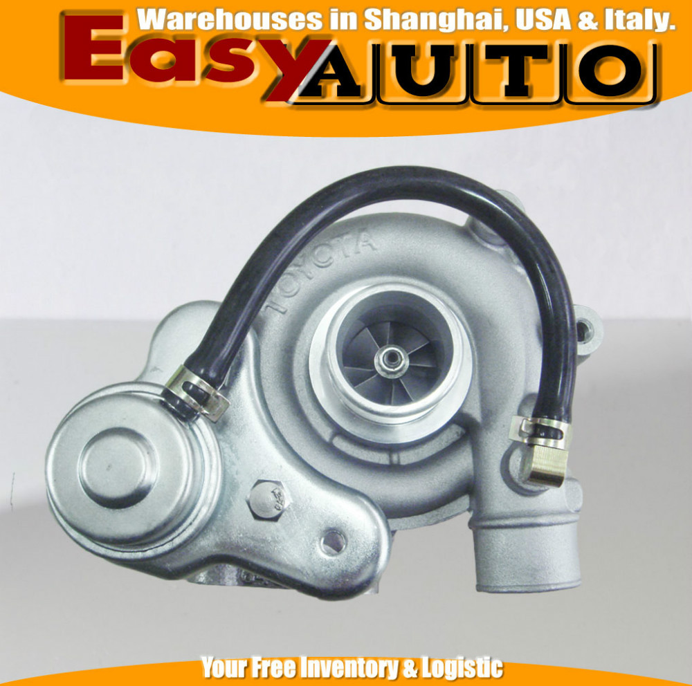 CT12 <font><b>Turbo</b></font> 1720154040, 17201-54040 turbolader FÜR Toyota Hilux Surf 1994 image