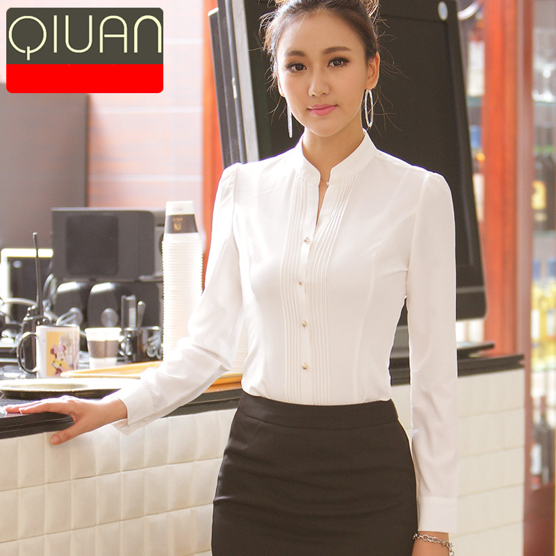 Online Get Cheap Formal Office Shirts Women -Aliexpress.com ...