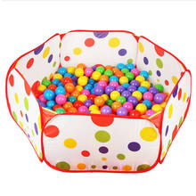 3 Sizes 0.9m 1m 1.5m Baby Indoor Fun Sports Lawn Tent Kids Play Game House Ball Pool Tent Ocean Ball Pool Kids Sport Play Toys(China)
