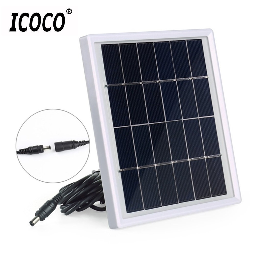 ICOCO 150LED Solar Powered Flood Light Radar Induction Spotlight IP65 Waterproof Outdoor Lamp for Home Garden Lawn Pool Yard 150 leds solar powered led flood light radar induction spotlight ip65 waterproof outdoor lamp for garden lawn pool yard 2 color