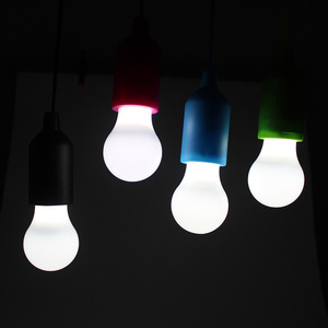 Image 3 - Bombilla de luz portátil lámpara de suspensión bombilla LED exterior camping jardín fiesta armario LED lámpara tira cable bombilla verlichting snoer tuin