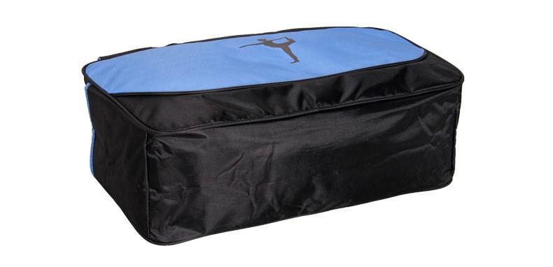 Mata yoga bag wodoodporny plecak na ramię messenger torba sportowa dla kobiet fitness ubrania siłownia duffel torba (nie yoga mat) 6
