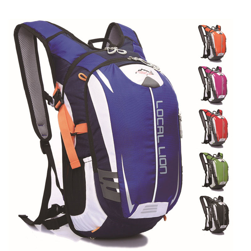 Unisex Outdoor Sport Bag 20L Waterproof Hiking Climbing Bag Leisure Backpack Cycling Traveling Bag Camping Bag