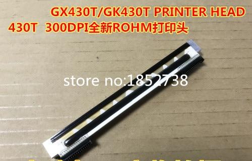 Original New Thermal Printhead For GK430T/GX430T 300dpi (105934-039) Barcode Label Print Head original new thermal printhead for gk430t gx430t 300dpi 105934 039 barcode label print head