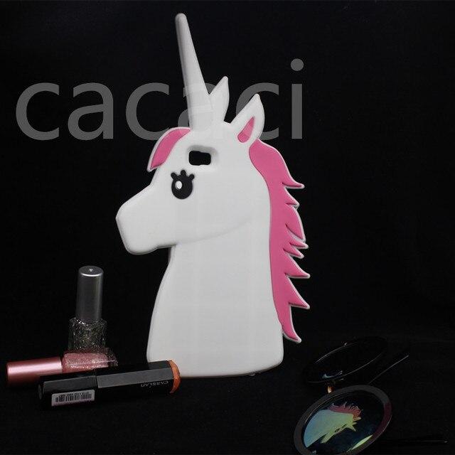 coque huawei p8 lite cheval 3d