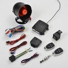 Универсальный Удаленный ПКЕ Автосигнализации Авто Кнопка Smart Security Двигателя Автозапуск Старт/Стоп С 2 Пультов Дистанционного Управления