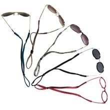 5 Colors Adjustable Eyeglass Chain Holder Women Mens Sunglass Eyewear Cord Neck Strap Rope 2019 Wholesale