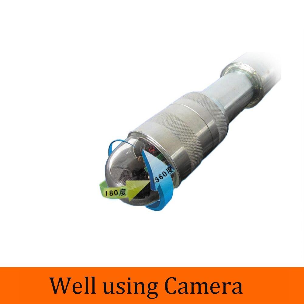 (1 шт.) труба инспекция хорошо эндоскоп подводная камера водонепроницаемый CCTV системы аксессуары ночная версия IP68 канализационные линзы только