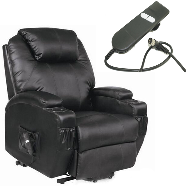 Mobility Lift Chair Push Button For Okin Lift Chair U0026 Power Recline Hand  Control