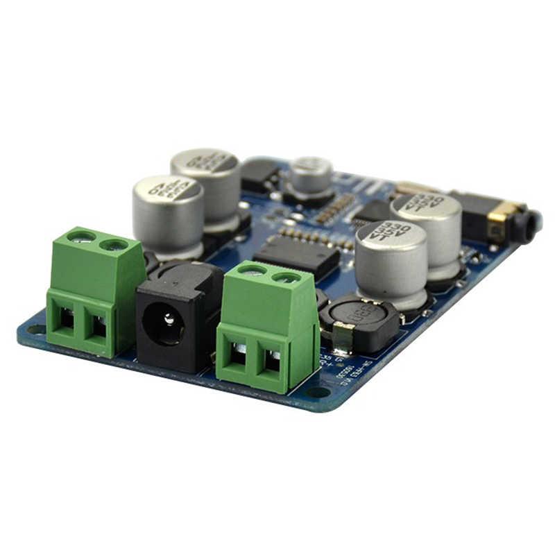 Tda7492P Bluetooth レシーバーアンプオーディオボード 25 ワット × 25 ワットスピーカー修正された音楽ミニアンプ Diy デュアルチャンネル