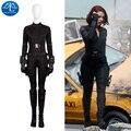 32794300402 - Capitán América guerra Civil Black Widow Cosplay disfraz Natalia Romanoff Cosplay disfraz Halloween Disfraces para mujeres por encargo
