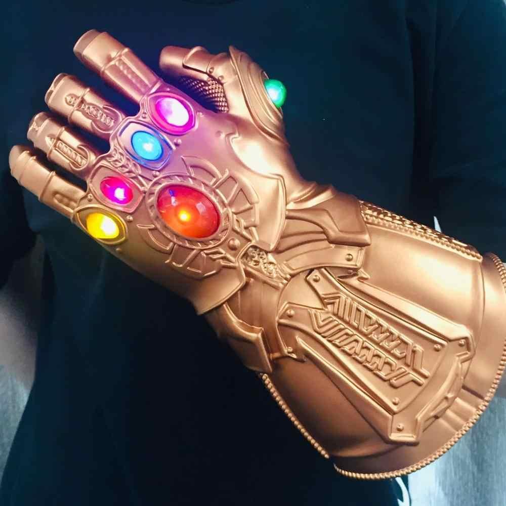 Chiều Dài 1.1 M Thanos Con Dao Hai Lưỡi Cosplay Endgame Thanos Trang Phục Phụ Kiện Thanos Vô Cực Nhẹ Halloween Đạo Cụ