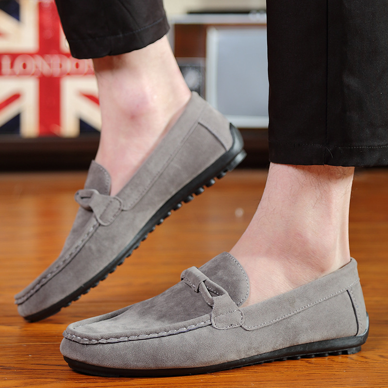 2016 New Spring Autumn Trend Fashion Casual Men Shoes Slip-On Flat With Classic Lightweight Shoes SIZE 39-44 Free Shipping 2017 spring autumn lightweight men