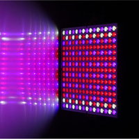 Indoor Grow Lights 45W Led Plant Grow Light 225 LEDs Growing Panel Lights Full Spectrum Plant Light