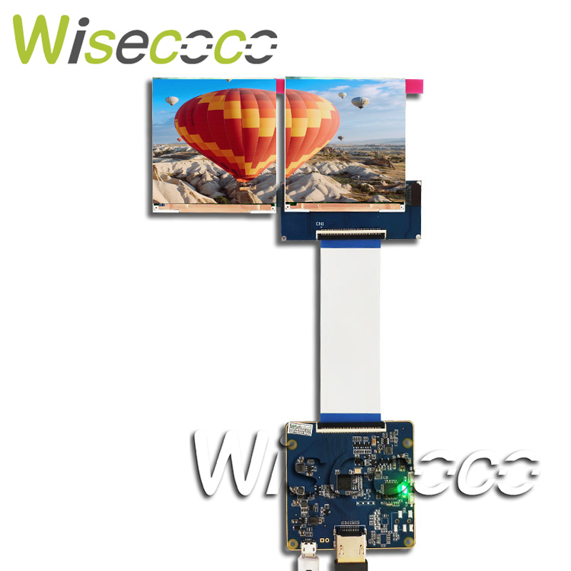 3 inch square tft mipi interface lcd display ips high brightness screen 3.1 720x720 LCD with hdmi to driver board