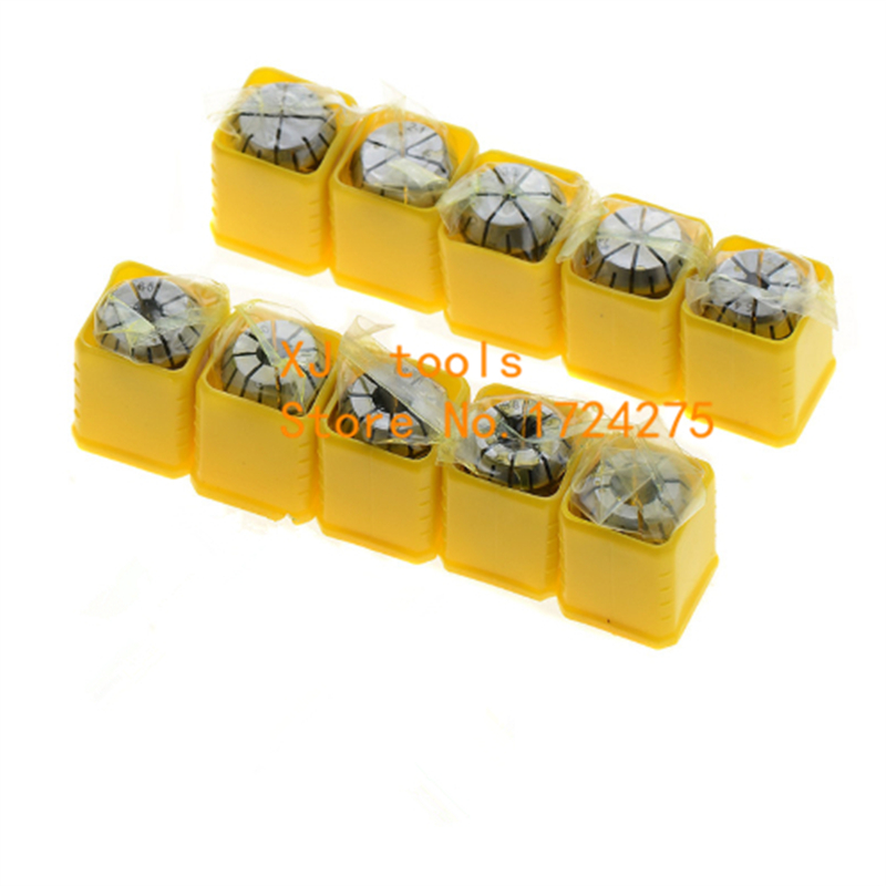 10pcs/lot ER8 1mm-5mm 1/8