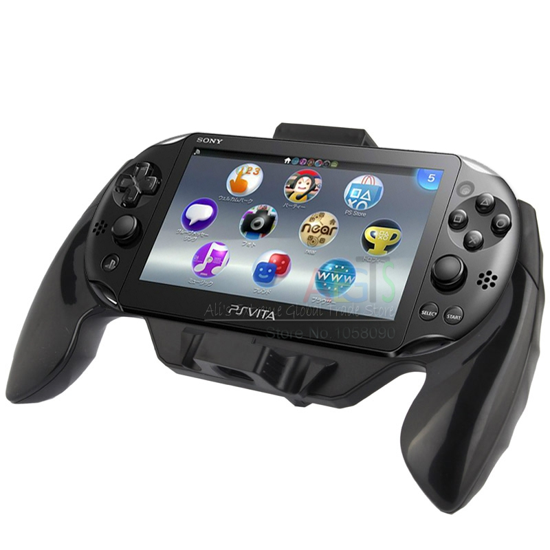 Abs Game Controller Handgrip For Ps Vita 2000 Grip Stand Psv Slim