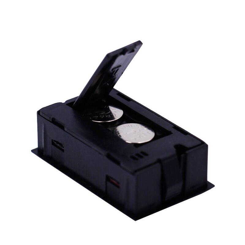 Mini głowica wykrywająca Cyfrowy higrometr LCD Temperatura Miernik - Przyrządy pomiarowe - Zdjęcie 6