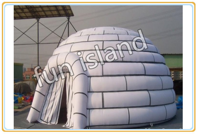 outdoor giant Inflatable lawn tent, cheap dome inflatable tent for sale
