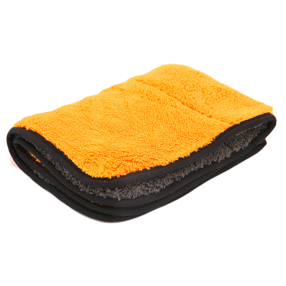 New Preup Auto Care 40 29cm Super Thick Plush Microfiber Car Cleaning Cloth Car Care Microfibre