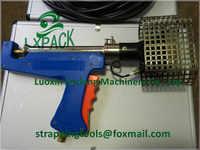 LX-PACK shrink wrapping machine shrink wrap gun shrink wrap gun welding heating torch type Shrink wrap gun works on LPG (GAS)