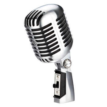 55 sh II classic retro nostalgia microphone 55SH classical swing Professional Dynamic Wired Microphone Vocal With Switch - DISCOUNT ITEM  15 OFF Consumer Electronics