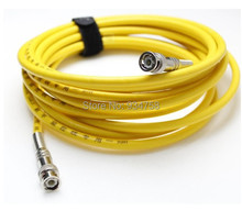 20M Surveillance Video Cable 75 75-5 BNC Male To Male SDI Cable
