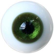 [Wamami] Et16#10 мм Bling темно-зеленый SD DZ DOD BJD Dollfie стеклянные глаза наряд