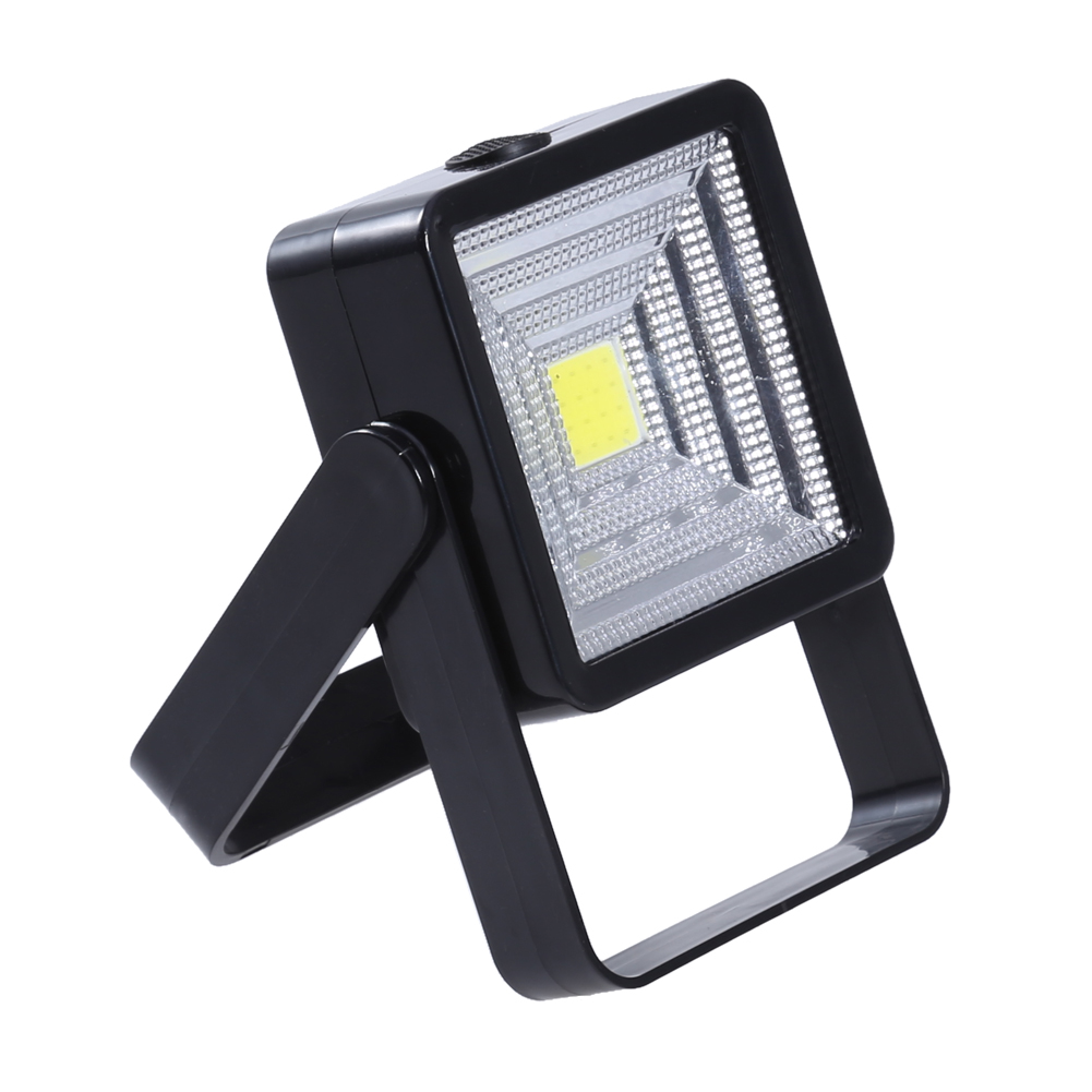 Portable Outdoor Solar Light Camping Tent Lamp Hiking Fishing Emergency Light Rechargeable Security Handle Solar Light