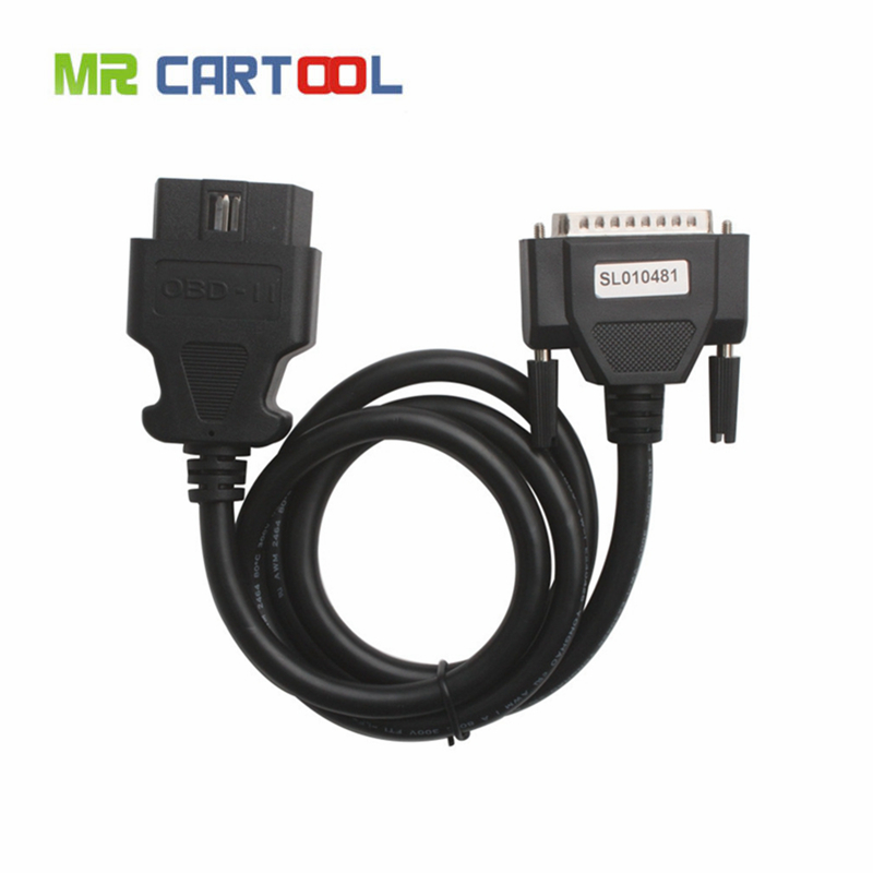 Hot Sale 100% original Professional Factory Price SL010481 OBDII Cable (Triumph) For MOTO 7000TW Motorcycle Scanner hot sale original professional st60 w211 and w203 cluster diagnostic cable for digiprog iii