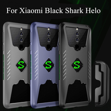 цена на Capa Case for Xiaomi Black Shark Helo Cover Matching CN Generation Phone Housing Shell for Game Black Shark 2 Fundas Coque Skin