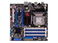 original motherboard for ASUS Rampage II Gene DDR3 LGA 1366 for I7 CPU USB2.0 24GB X58 Desktop motherborad Free shipping