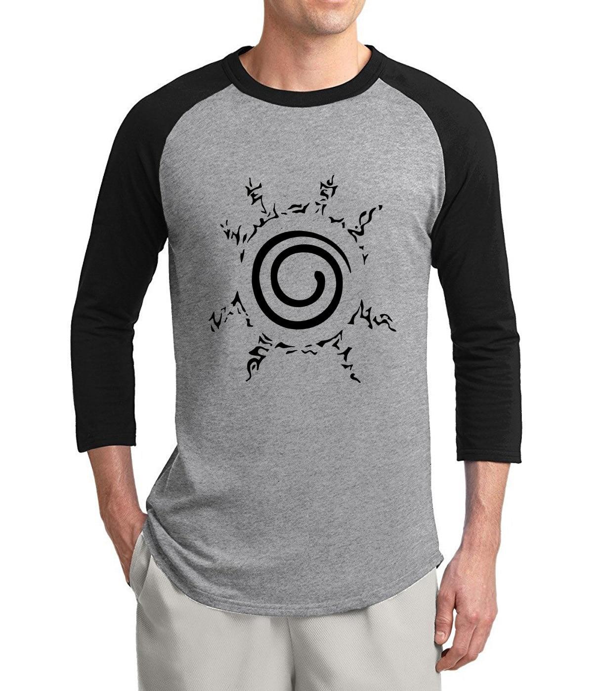 Naruto 8 Trigrams Seal Sweatshirt
