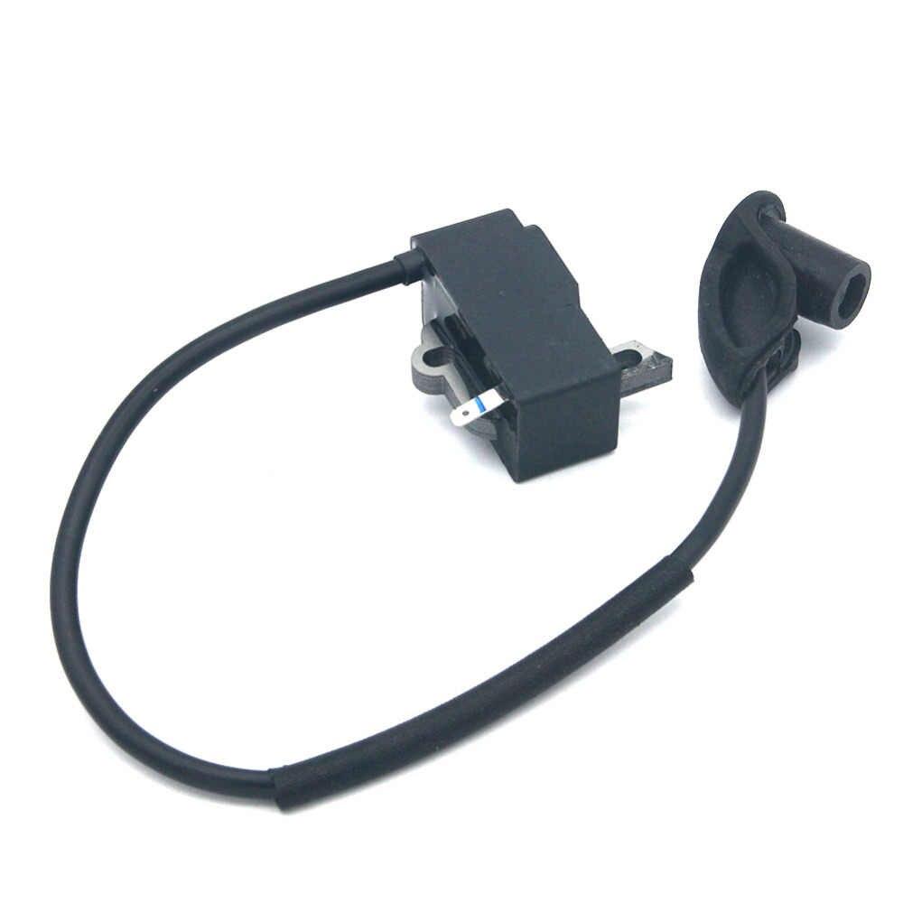 Ignition Coil Spark Plug BM6A For STIHL Blower BR350 BR350Z BR430 BR430Z  SR430 BR450 BR450C-EF SR450 Magneto Parts#42444001303