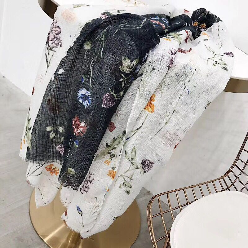 New arrival 2018,head scarf,british style,Muslim hijab,cotton flower scarf,shawls and scarves,floral hijab,shawl wrap,women cape