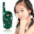 2 Pcs Camuflagem Walkie Talkie Toy Interphone Intercom Eletrônico Conan Portátil Two-Way Radio Set Aparelhos de Espionagem Espião Crianças brinquedo