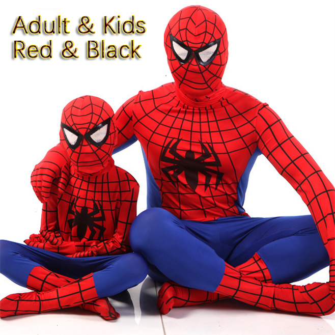 Buy Custom Spider Man And Get Free Shipping On Aliexpress Com
