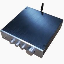Breeze amplificador de áudio, pré amplificador de áudio com bluetooth 5.0, para amplificador de potência, entrada rca, 2 ou 2